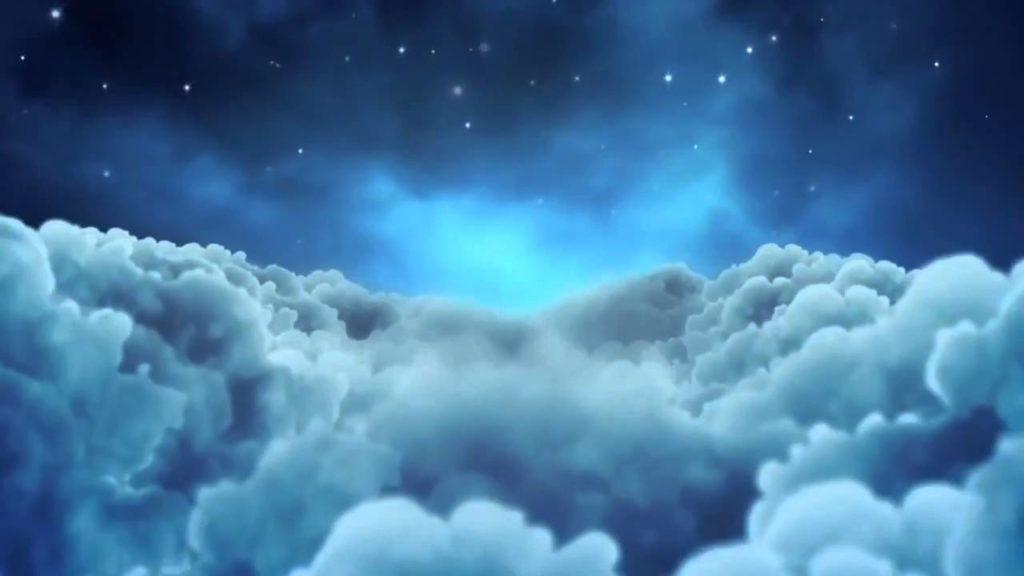 Красивые облака картинки для детей - прикольные, интересные, чудные 13