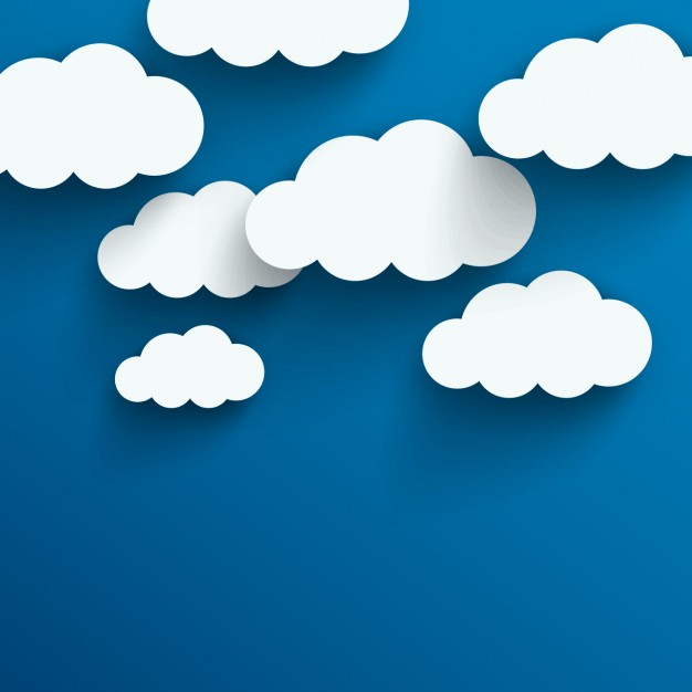 Красивые облака картинки для детей - прикольные, интересные, чудные 14