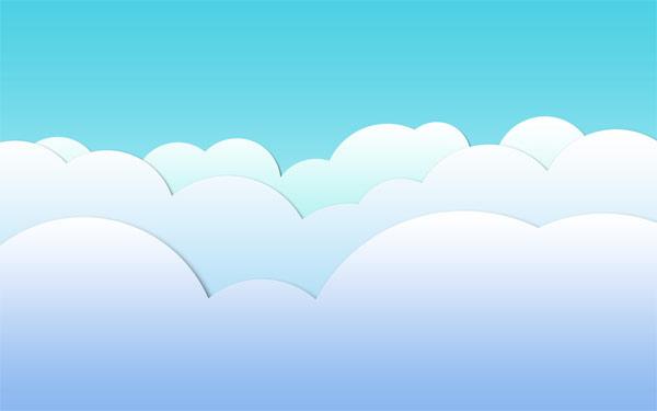 Красивые облака картинки для детей - прикольные, интересные, чудные 15