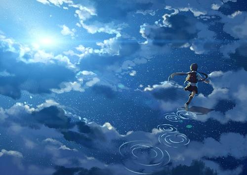Красивые облака картинки для детей - прикольные, интересные, чудные 2