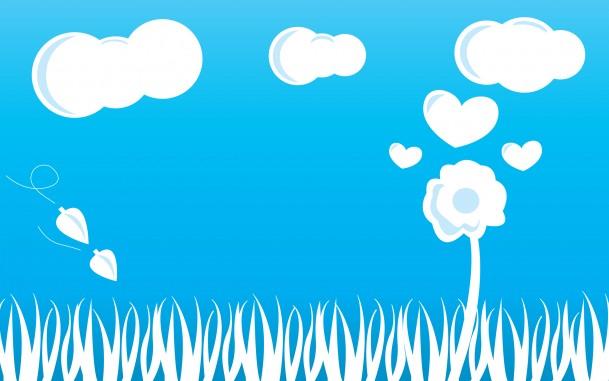 Красивые облака картинки для детей - прикольные, интересные, чудные 3
