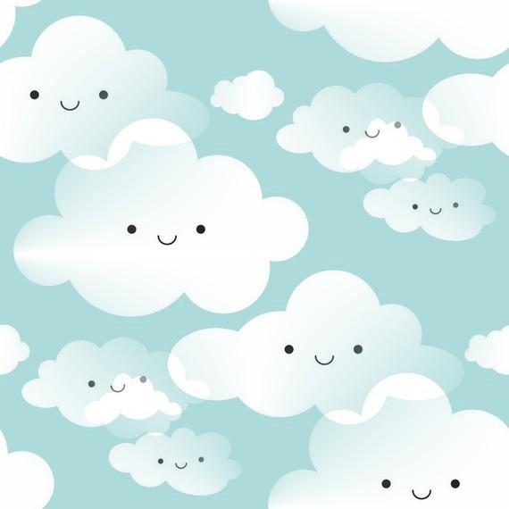 облако картинка для детей