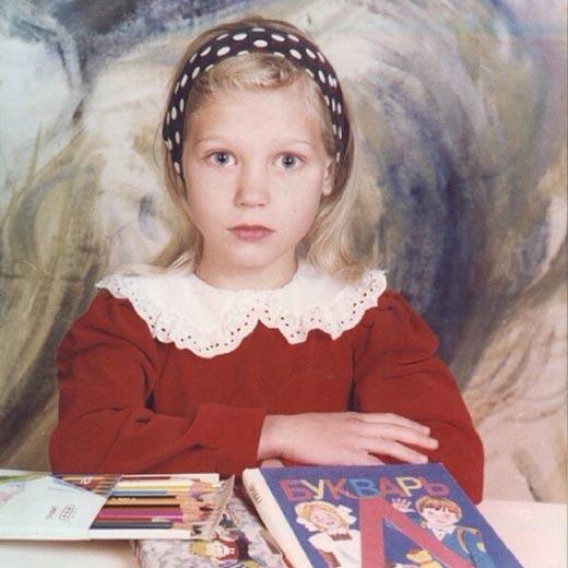 Кристина Асмус - биография, личная жизнь, фото, новости, муж, дети 1