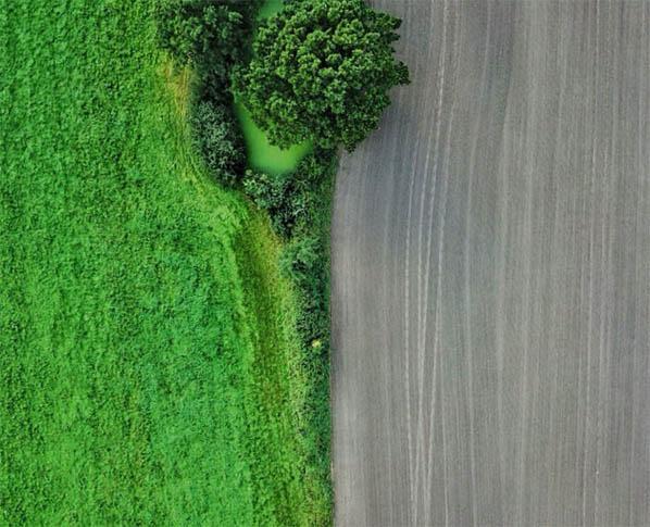 Лучшие фотографии с дронов за последнее время - красивые и удивительные 3