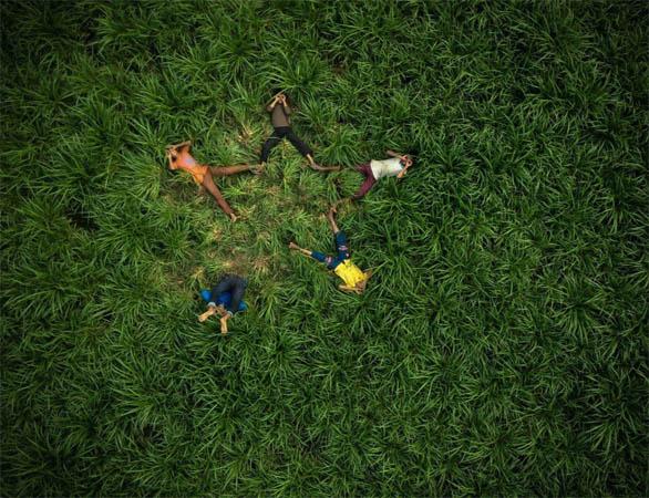 Лучшие фотографии с дронов за последнее время - красивые и удивительные 9