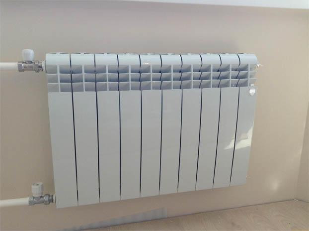 Монтаж системы отопления в коттедже своими руками. Схема и руководство 5