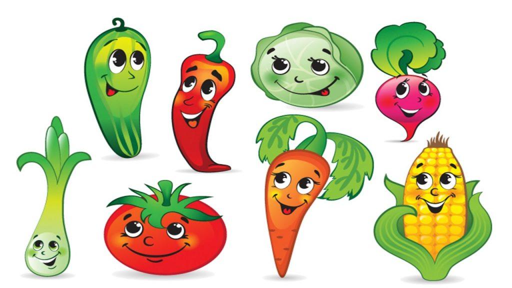 Овощи картинки для детей - подборка, очень прикольные и красивые 9