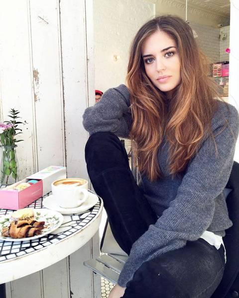 Подборка фотографий самых милых девушек - прекрасные и красивые 8