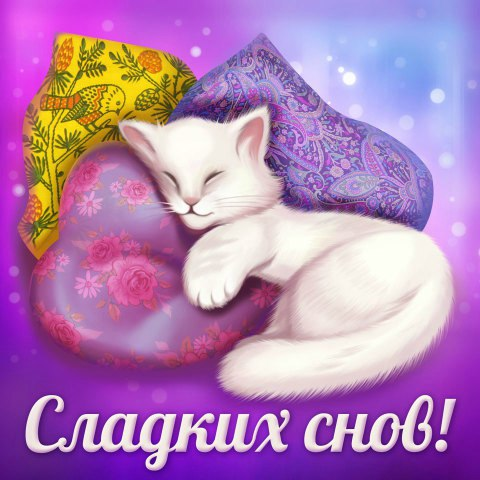 Пожелания спокойной ночи любимому мужчине - красивые и приятные 5