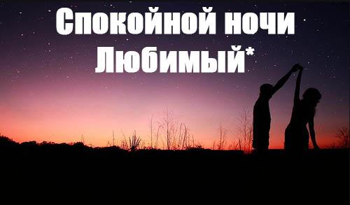 Пожелания спокойной ночи мужчине - своими словами, очень красивые 7