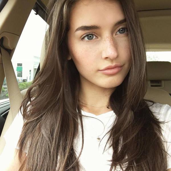 Увлекательная подборка девушек - самые милые и красивые фото 12