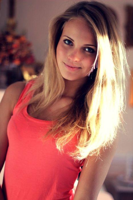 Увлекательная подборка девушек - самые милые и красивые фото 7