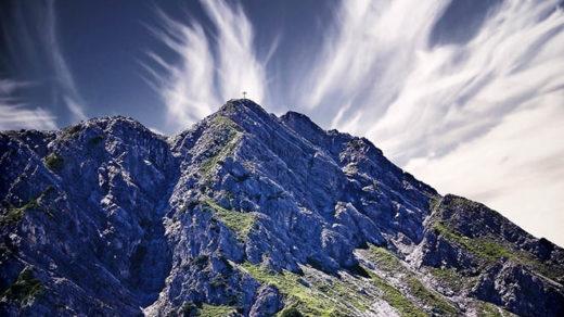 Удивительные и красивые горы - фото, картинки, невероятная подборка 12