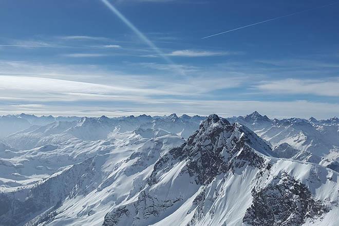 Удивительные и красивые горы - фото, картинки, невероятная подборка 13