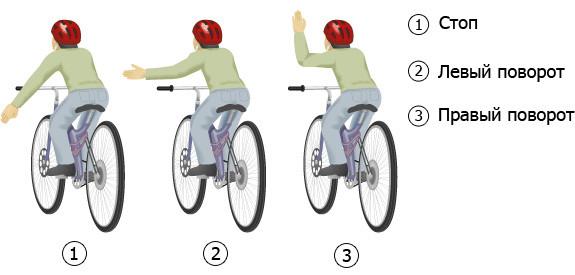 Что нужно знать каждому велосипедисту - 10 полезных правил 10