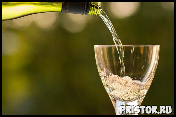 Что подают к шампанскому на закуску - основные продукты для подачи 2
