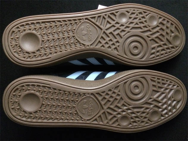 Adidas Spezial как отличить подделку от оригинала - лучшие способы 4
