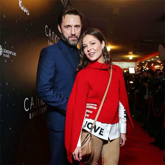 Актриса Елена Лядова возможно беременна от Вдовиченкова 2