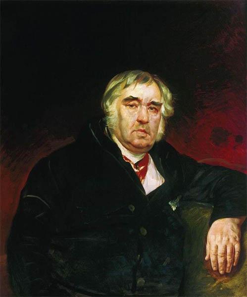 Иван Андреевич Крылов - биография, творчество, краткое содержание 1
