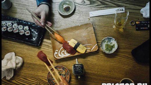 Интересные факты про японские рестораны - очень необычные 3