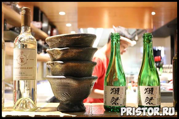 Интересные факты про японские рестораны - очень необычные 4