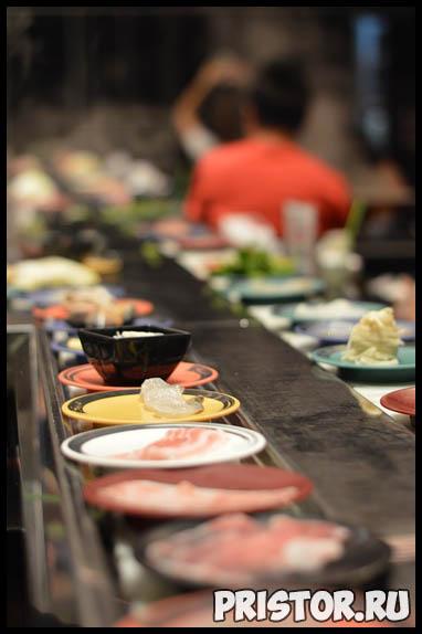 Интересные факты про японские рестораны - очень необычные 5