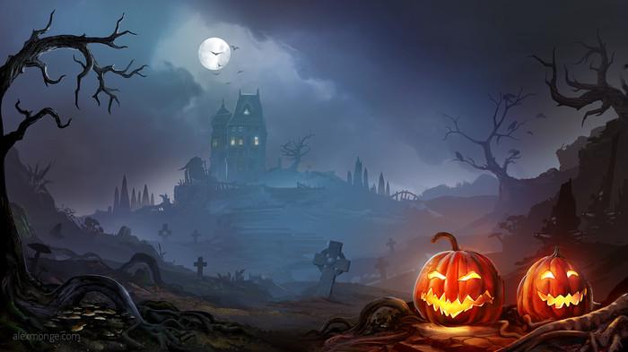 Какого числа Хэллоуин в 2017 году. Дата праздника, подготовка, идеи 3