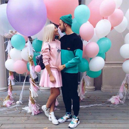 Картинки на аватарку парень с девушкой - очень милые и красивые 12