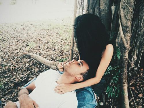 Картинки на аву парень с девушкой - со смыслом, красивые и милые 14