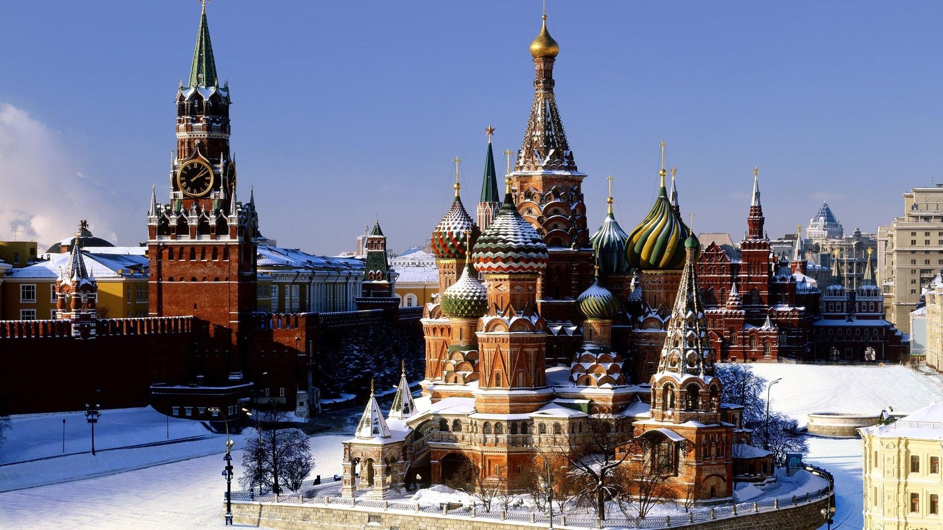 зимнего города картинки красивые