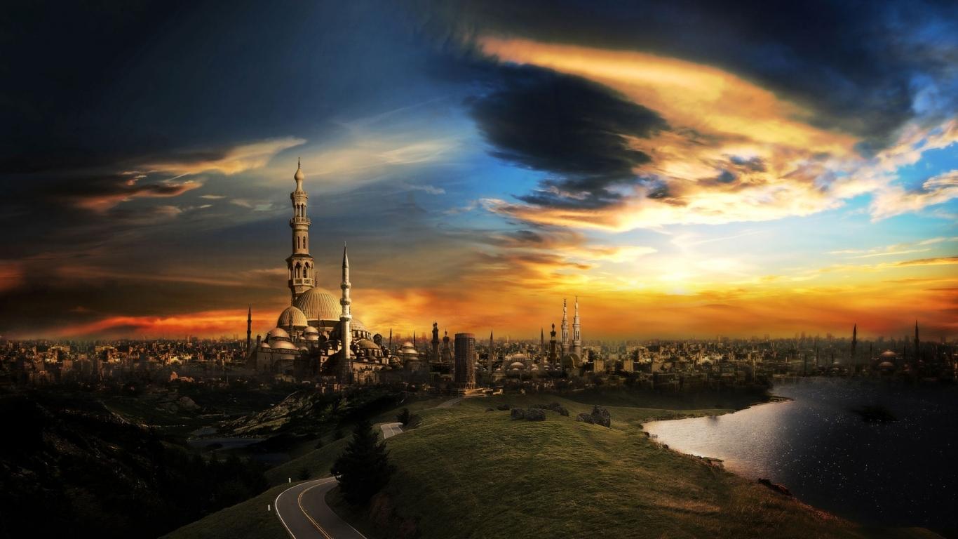 Красивые картинки Городов на рабочий стол - подборка №2 10