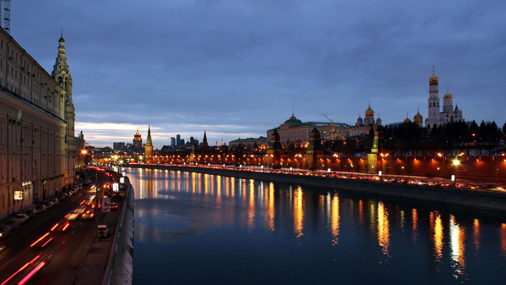 Красивые картинки Городов на рабочий стол - подборка №2 12