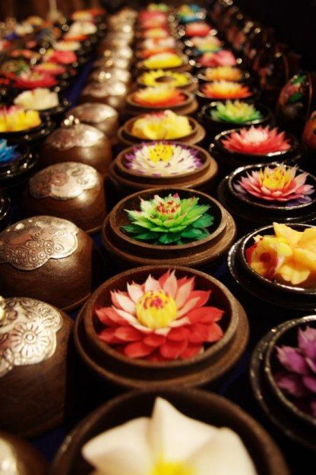 Мыльные цветы - красивые и удивительные фотографии, картинки 3
