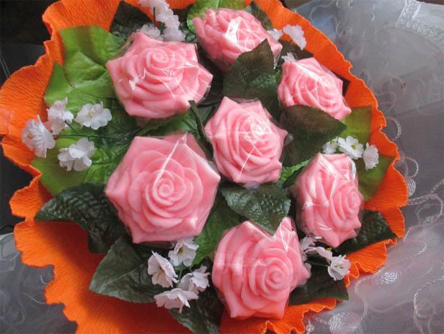 Мыльные цветы - красивые и удивительные фотографии, картинки 4
