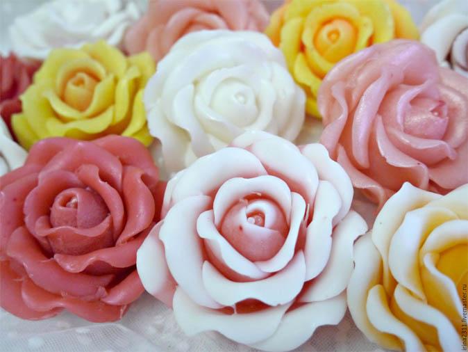 Мыльные цветы - красивые и удивительные фотографии, картинки 6