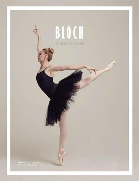 Обувь и одежда для танцев марки Bloch - история, характеристика 1