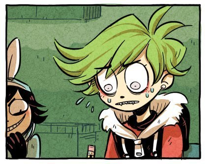 Прикольные и интересные аниме комиксы - читать бесплатно, веселые 18