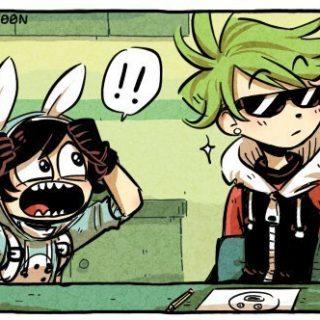 Прикольные и интересные аниме комиксы - читать бесплатно, веселые 21