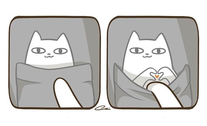 Прикольные и интересные аниме комиксы - читать бесплатно, веселые 7