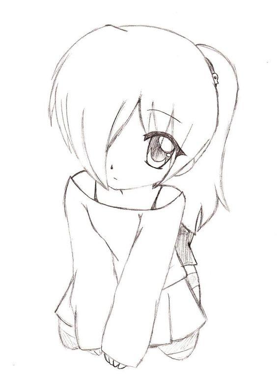 Рисунки для срисовки очень легкие и красивые - интересная подборка 9
