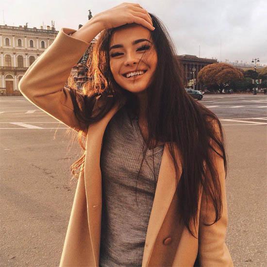 Самые красивые и милые девушки брюнетки - смотреть фотографии 11