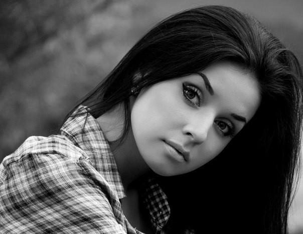Самые красивые и милые девушки брюнетки - смотреть фотографии 6