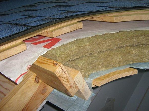 Чем лучше всего утеплить кровлю - выбор материалов для утепления крыши 2