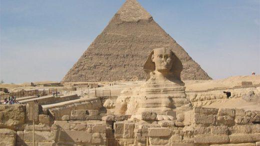 В пирамиде Хеопса нашли тайную комнату - интересная новость дня 1