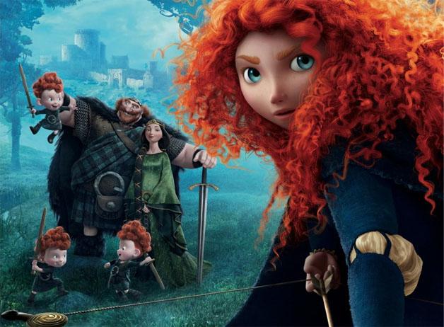 Детские картинки из мультфильмов - самые красивые и прикольные 12