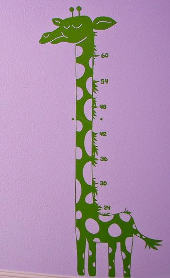 Детский ростомер на стену своими руками - какие бывают, как сделать 6
