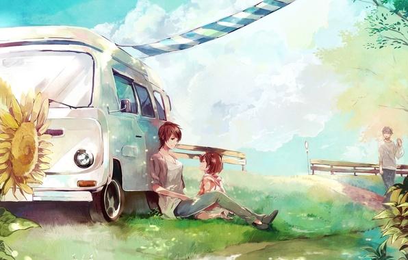 Картинки и рисунок на тему Как я провел лето - красивые и интересные 10