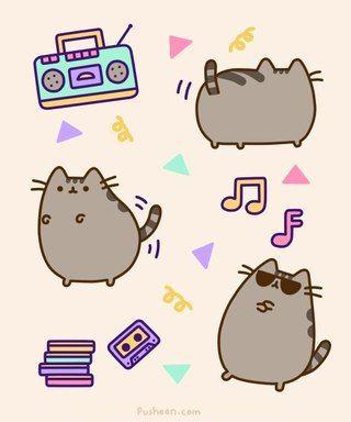 Картинки котиков для срисовки - очень интересные, красивые и легкие 10