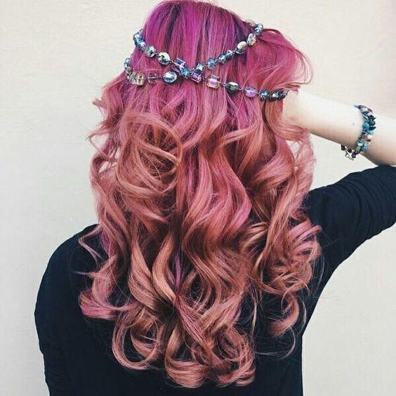 Картинки красивых волос на аву - прикольные, интересные, для девушек 12