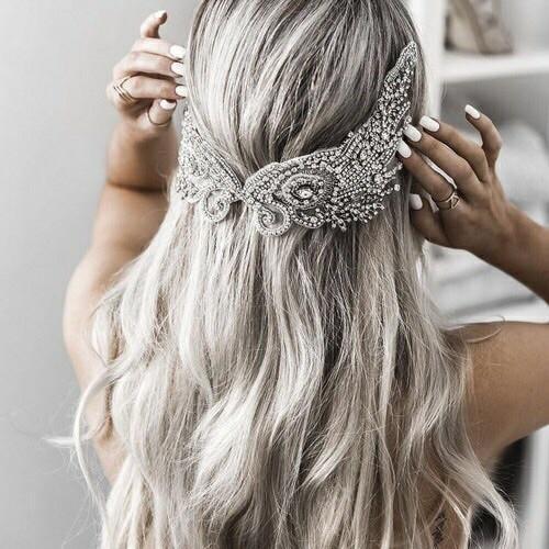 Картинки красивых волос на аву - прикольные, интересные, для девушек 2
